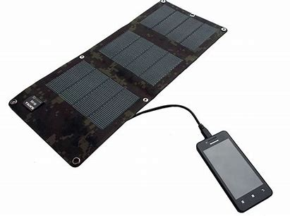 chargeur solaire usb